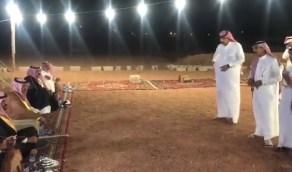 بالفيديو.. مواطنون يتنازلون عن قاتل أخيهم بعد وصية والدهم مقابل دية 5 ملايين