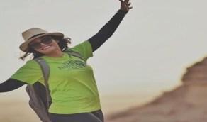 """بالفيديو..هيفاء الطويلعي في ممر """" السعادة """" بالدرعية"""