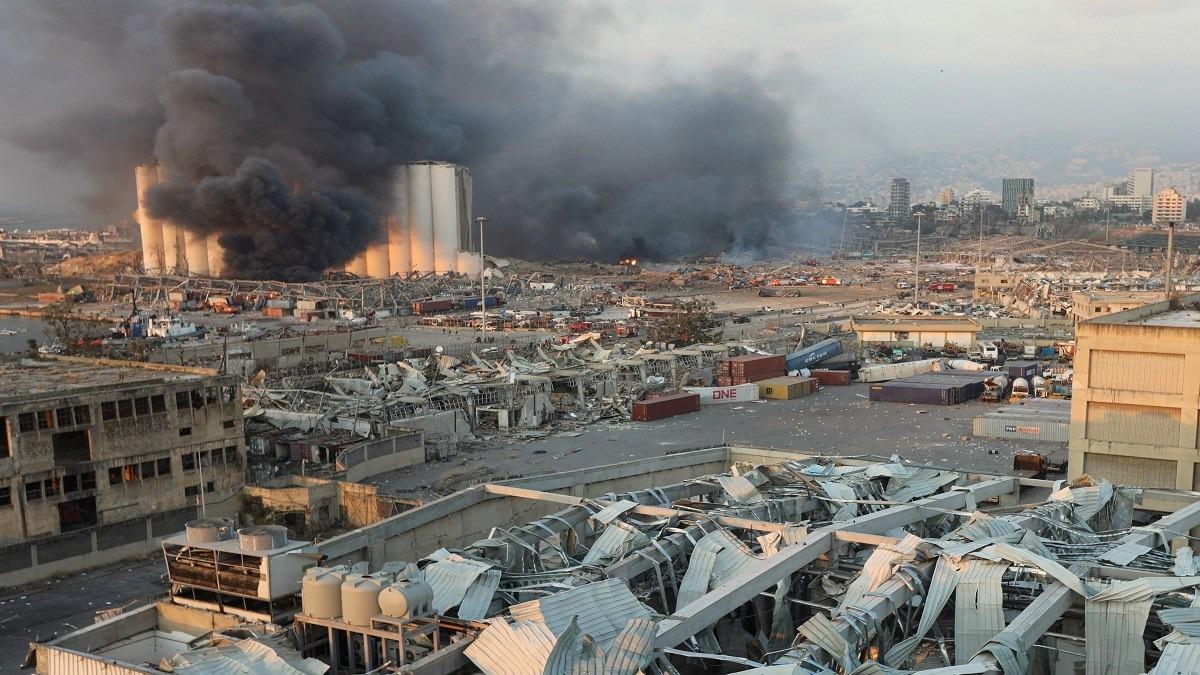إعلان بيروت مدينة «منكوبة» وفرض حالة الطواريء
