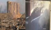 شاهد.. تحطّم مكتب سكاي نيوز في بيروت لحظة انفجار المرفأ