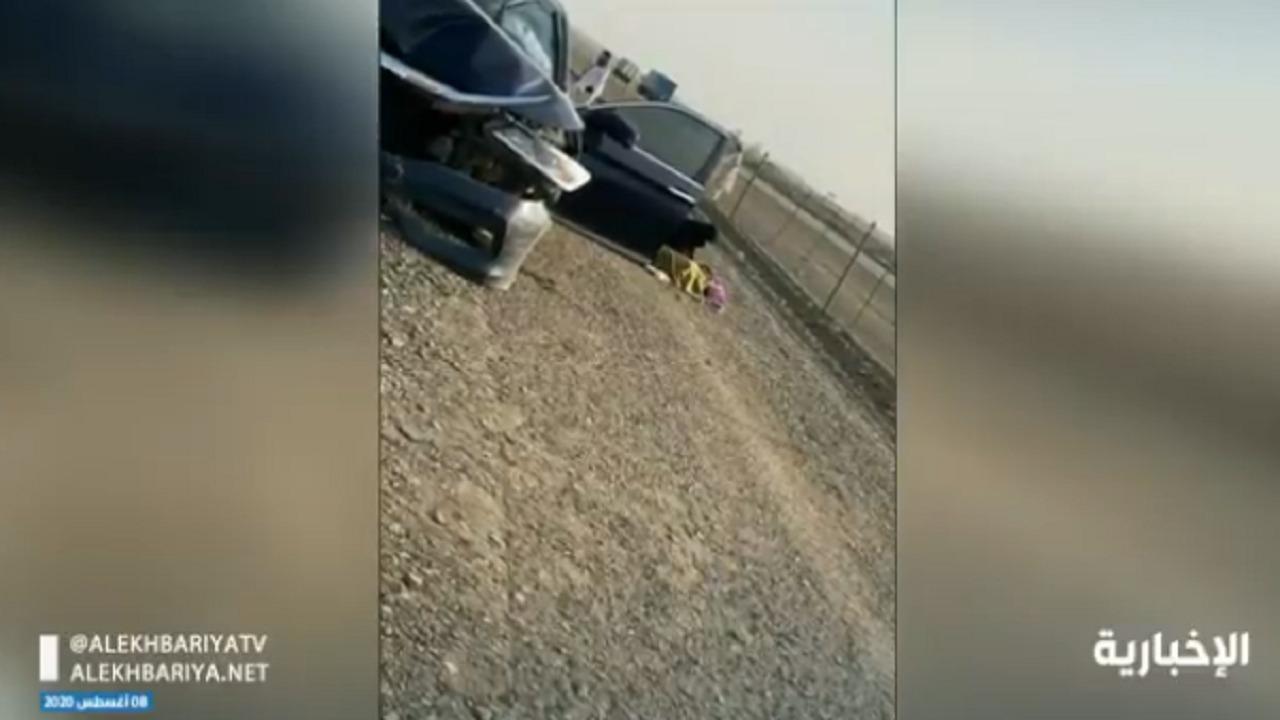 """بالفيديو.. الممرضة خلود الصاعدي: """"باشرت حادث الهجرة لوجه الله"""""""