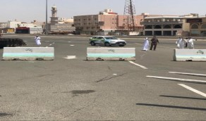 سببإغلاق محطة وقود بحي العمرة في مكة