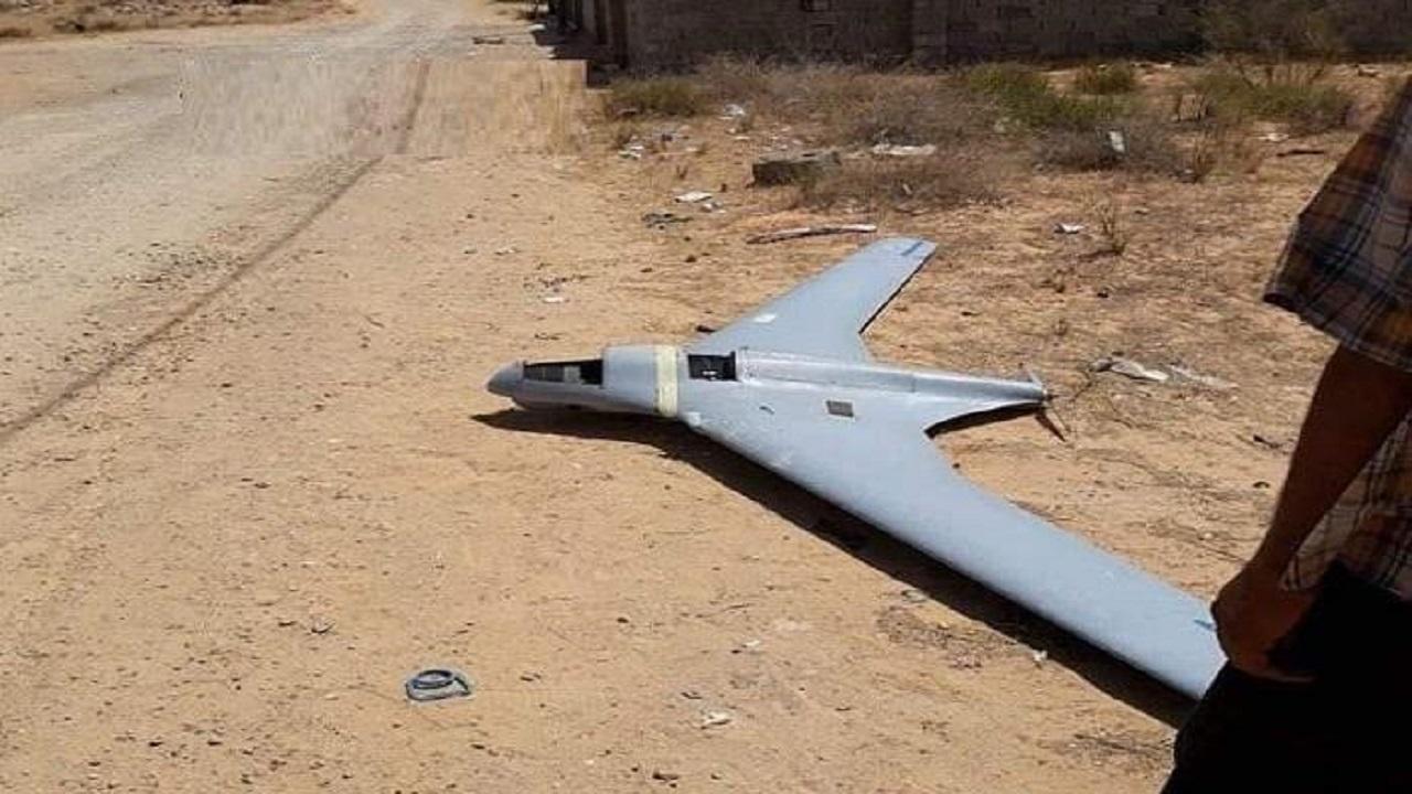 سقوط طائرة مسيرة إسرائيلية داخل لبنان