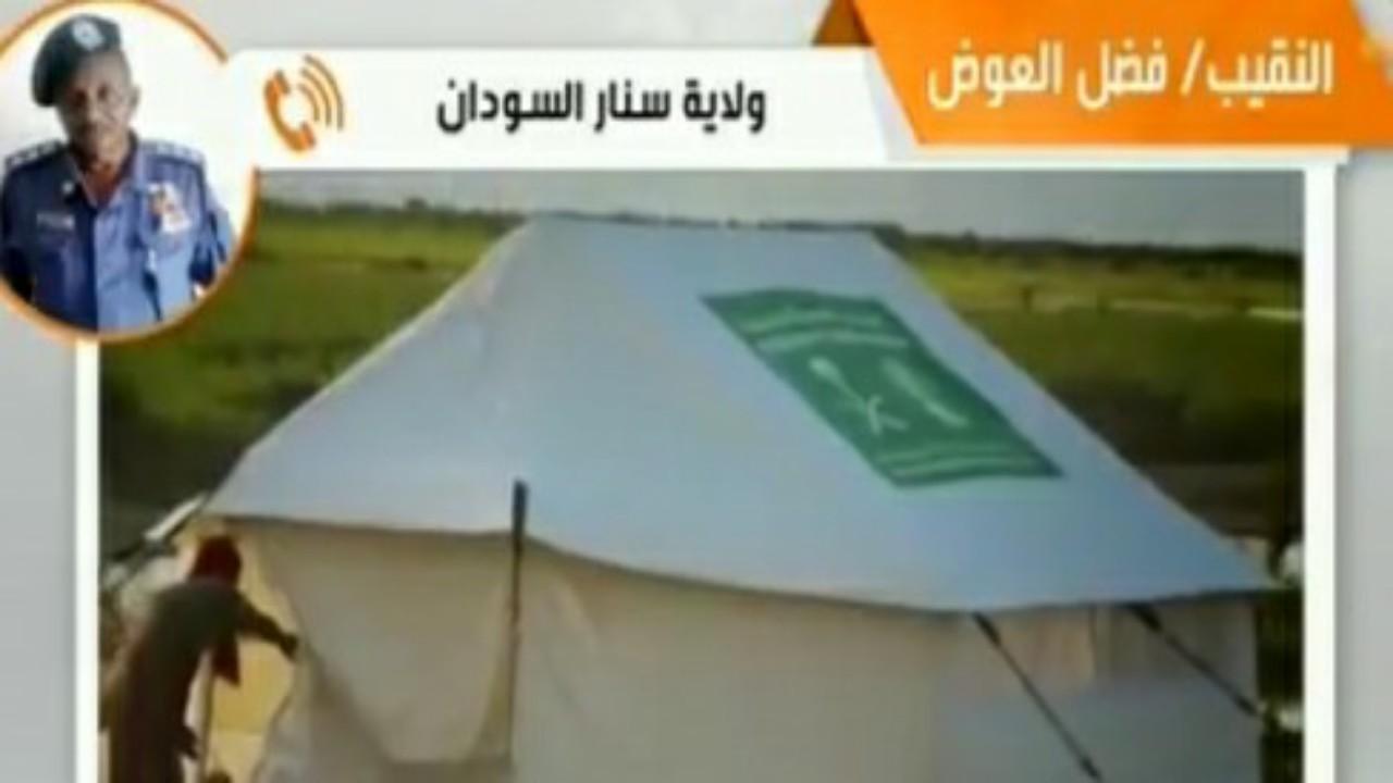 شاهد.. العوض يكشف عن ردة فعل مؤثرة لسودانية بعد تلقيها مساعدات المملكة