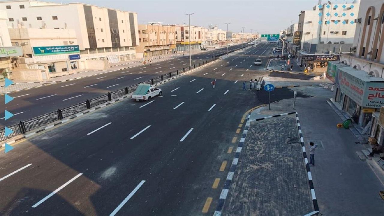 شاهد افتتاح طريق الأمير نايف بن عبدالعزيز بالدمام مساء غدا السبت صحيفة صدى الالكترونية