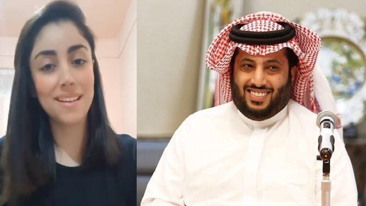 بالفيديو.. تركي آل الشيخ يثني على فتاة بسبب جمال صوتها