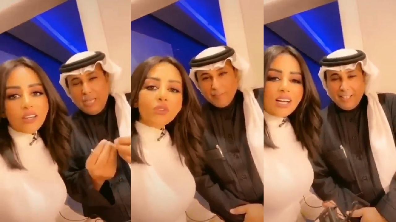 بالفيديو.. أحمد العرفج يمازح مذيعة: أتمنى أن تصدمني فتاة بالسيارة لـ3 أسباب