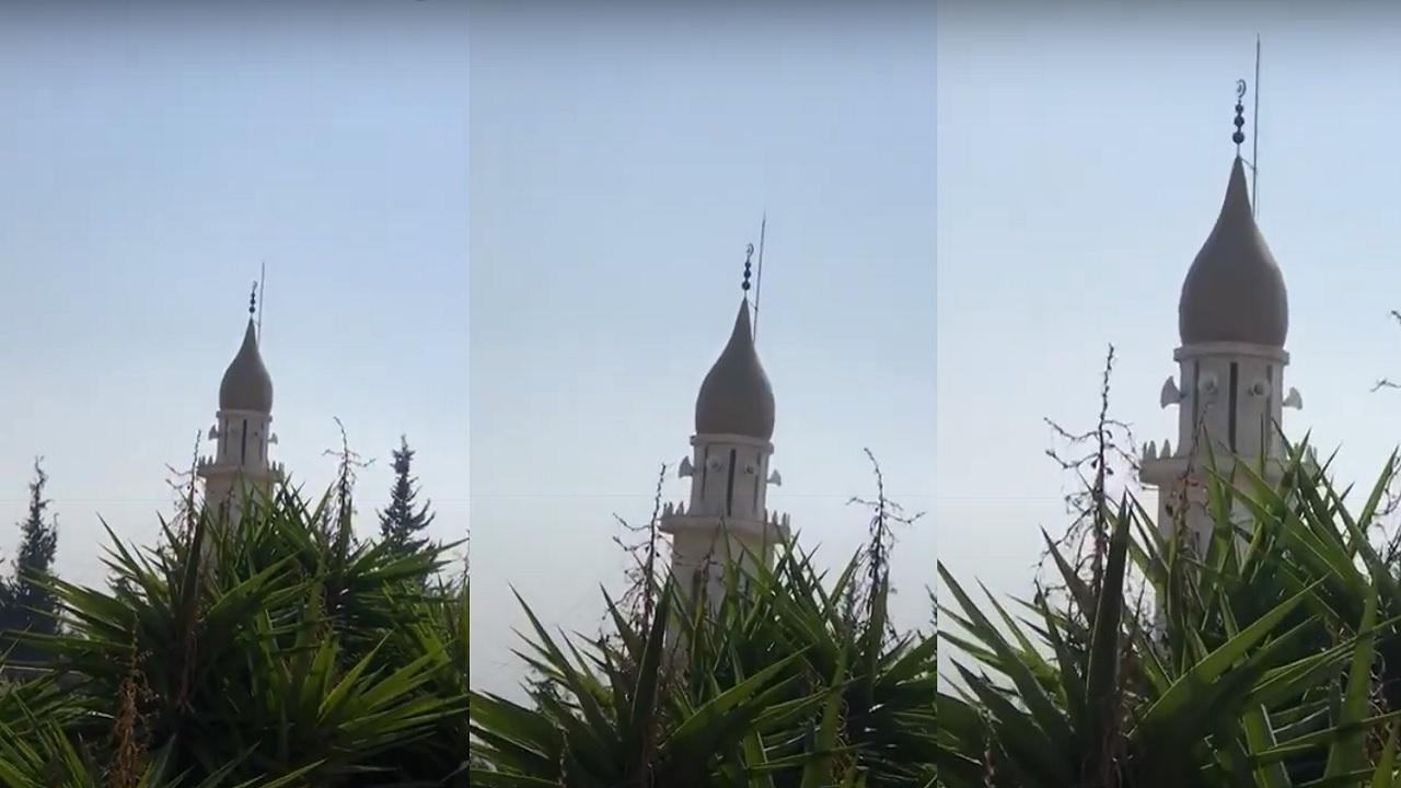بالفيديو.. أغنية «نوال الزغبي» تنطلق عبر «مئذنة مسجد» في دولة عربية