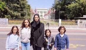 زوجة طلال آل ثاني: تلقيت تهديدات من الدوحة بالقتل