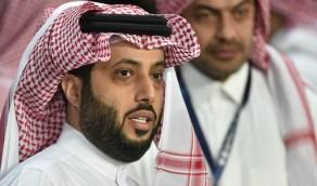 آبيار تغضب تركي آل الشيخ بصورة وتعتذر بـ«فيديو»