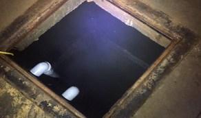 تغير طعم المياه يقود للعثور على جثة رجل داخل خزان