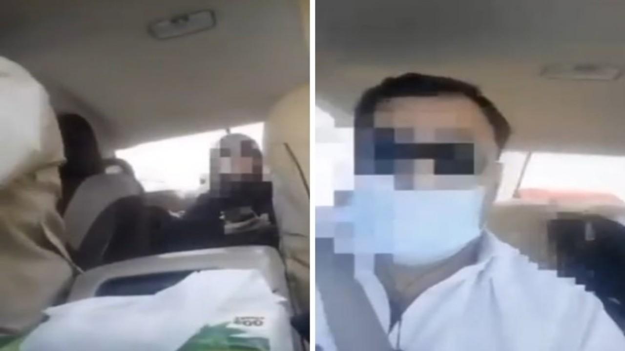 بالفيديو.. سائق سيارة أجرة يلتقط مقاطع للنساء اللاتي يركبن معه وينشرها عبر الإنترنت