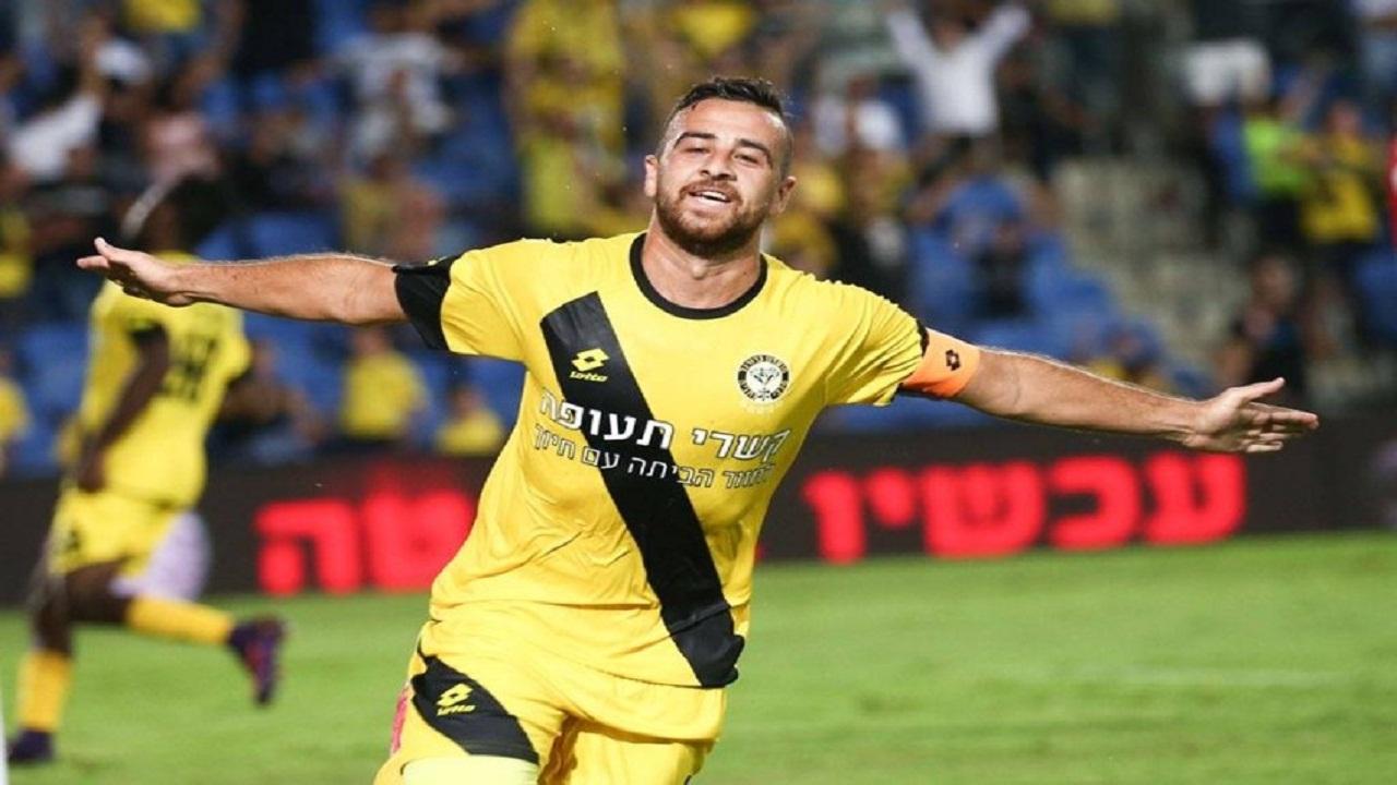 النصر الاماراتي يقترب من ضم لاعب إسرائيلي
