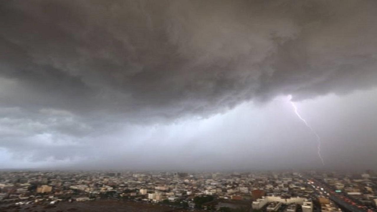 حالة الطقس المتوقعة ليوم غد الثلاثاء في المملكة