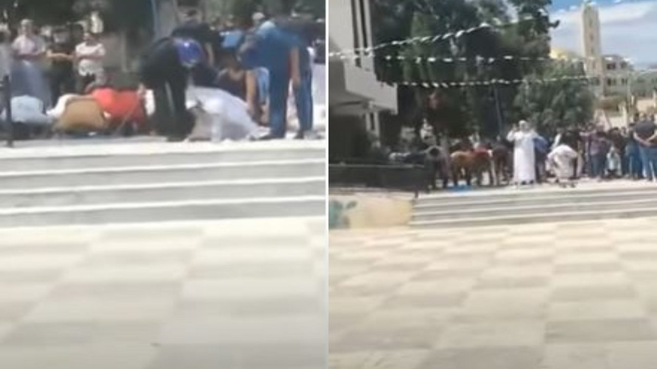 القبض على إمام مسجد وهو ساجد بسبب «كورونا» (فيديو)