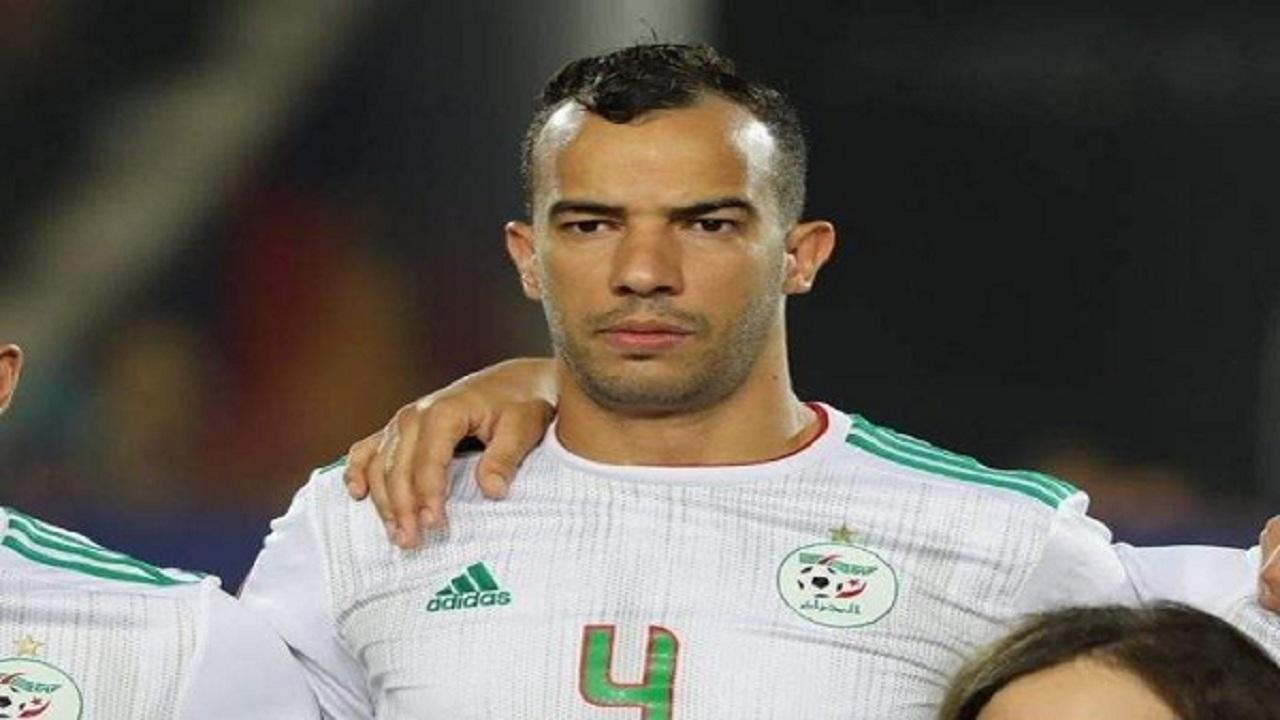 الوحدة يرغب بالتعاقد مع الجزائري جمال بالعمري