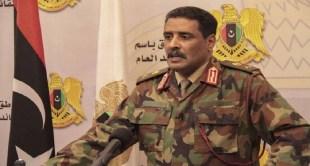 المسماري يعلن مقتل زعيم داعش في شمال أفريقيا بمدينة سبها