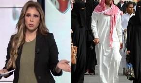 المواطن الذي قامت زوجته بتزويجه بثانية يطالب بحقه من مذيعة العربية