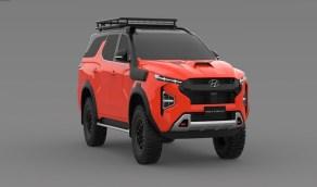 بالصور.. مواصفات متوقعة في سيارة هيونداي SUV الجديدة