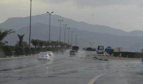 """""""المسند"""": أمطار ورياح على بعض مناطق المملكة اليوم"""