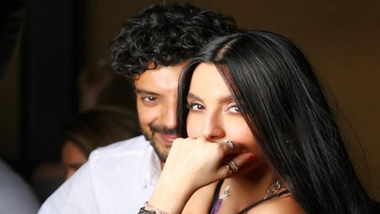 بالصور.. مشاهد رومانسية تجمع بين ليلى إسكندر وزوجها بعد تصالحهما