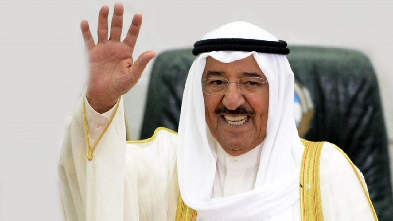 شاهد.. الأمير صباح الأحمد يحكي موقف طريف عن زوجته وسر ضحكته