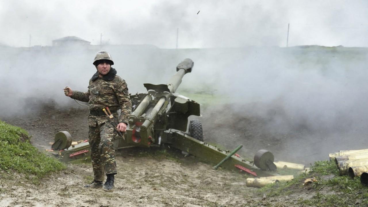 صراعات متبادلة بين أذربيجان والجيش الأرميني على طول خط الجبهة