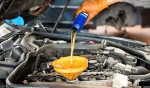 أضرار زيادة الزيت في محرك السيارة