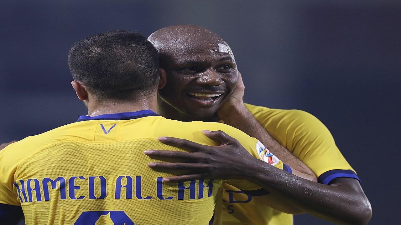 النصر يتأهل إلى الدور الـ 16 من دوري أبطال أسيا (فيديو وصور)