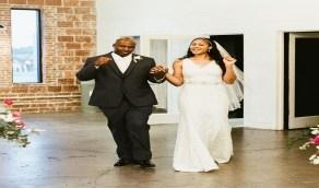 نجمة كرة سلة تتزوج رجلاً انتظرت خروجه من السجن 22 عامًا