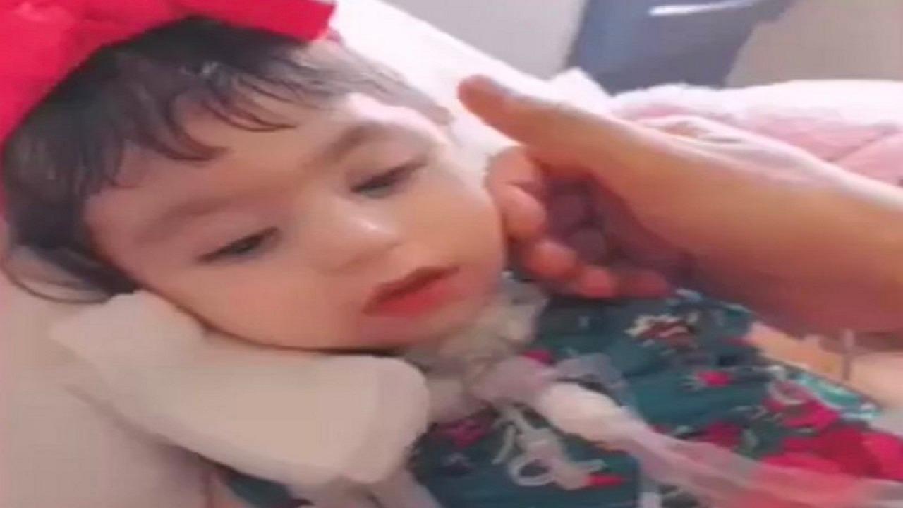 """أمير الشرقية يوجه بمباشرة حالة الطفلة """"كيان"""" في تخصصي الدمام"""