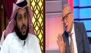 بالفيديو.. آل الشيخ يرد على مسؤول بالأهلي المصري بعد حديثه عنه