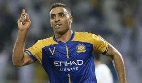 حسم الجدل حول مشاركة حمدالله في تدريبات النصر بعد إصابته خلال مواجهة سباهان