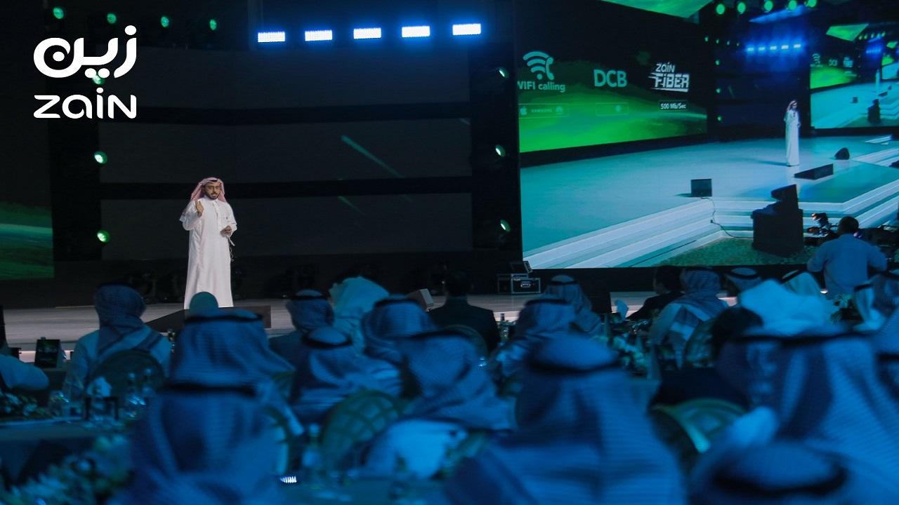 """38 مدينة تتمتع بخدمات """"زين السعودية"""" للجيل الخامس (5G)"""