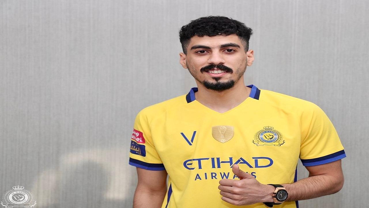 النصر يوقع مع علي لاجامي .. رسميًا
