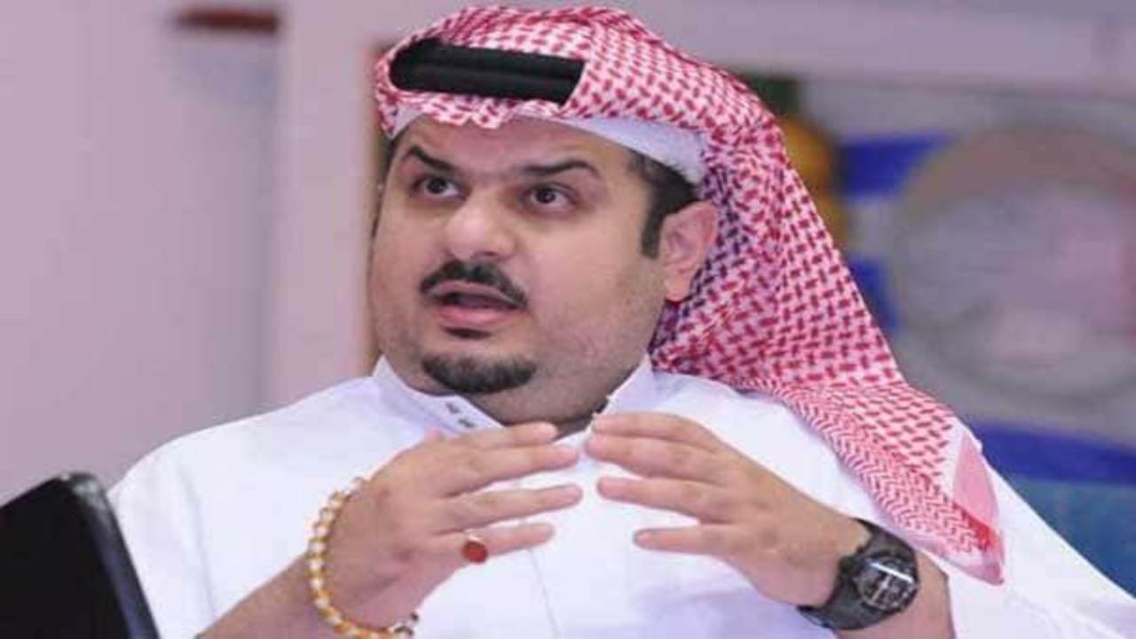 الأمير عبدالرحمن بن مساعد يسخر من عبدالله العذبة