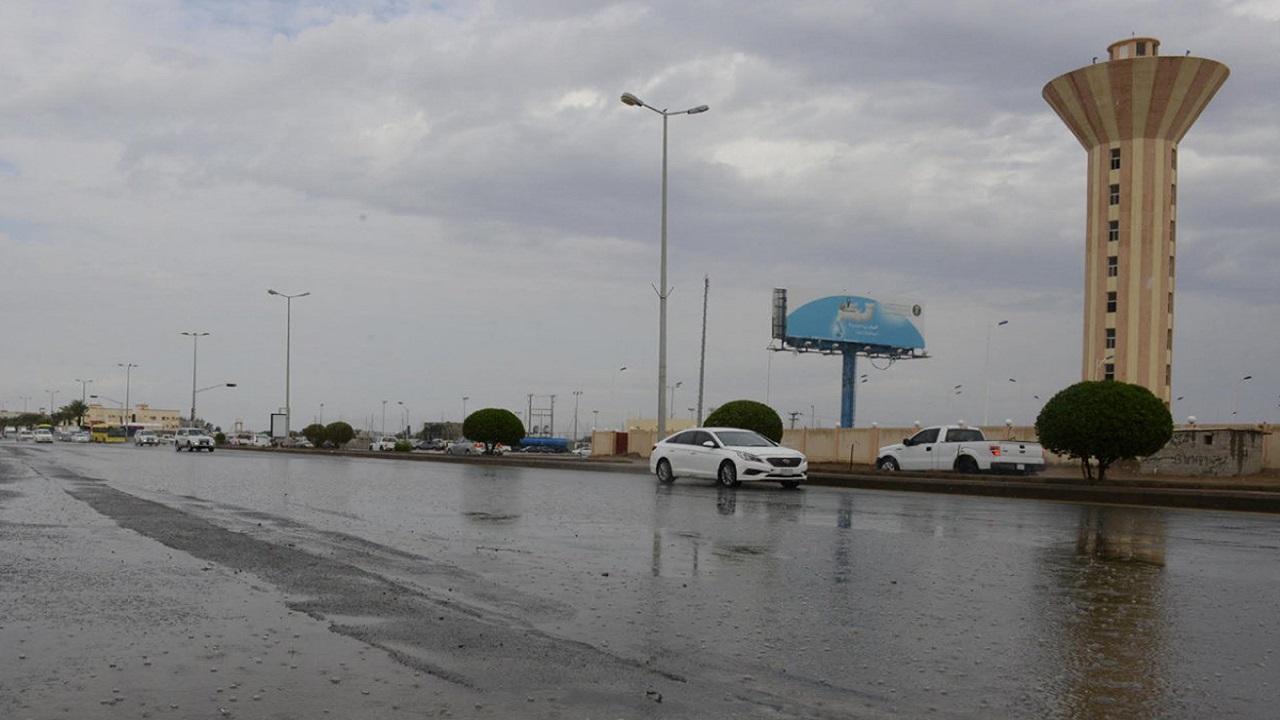 المسند: توقعات بتشكل السحب الممطرة على عدد من مناطق المملكة اليوم