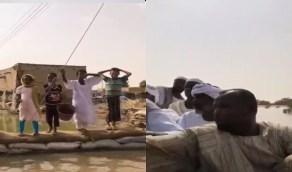 شاهد.. هتافات عفوية من أطفال السودان للملك سلمان