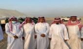 المواطن معتوق عبدالإله يعلن تنازله عن قاتل ابنه بالمحكمة العامة