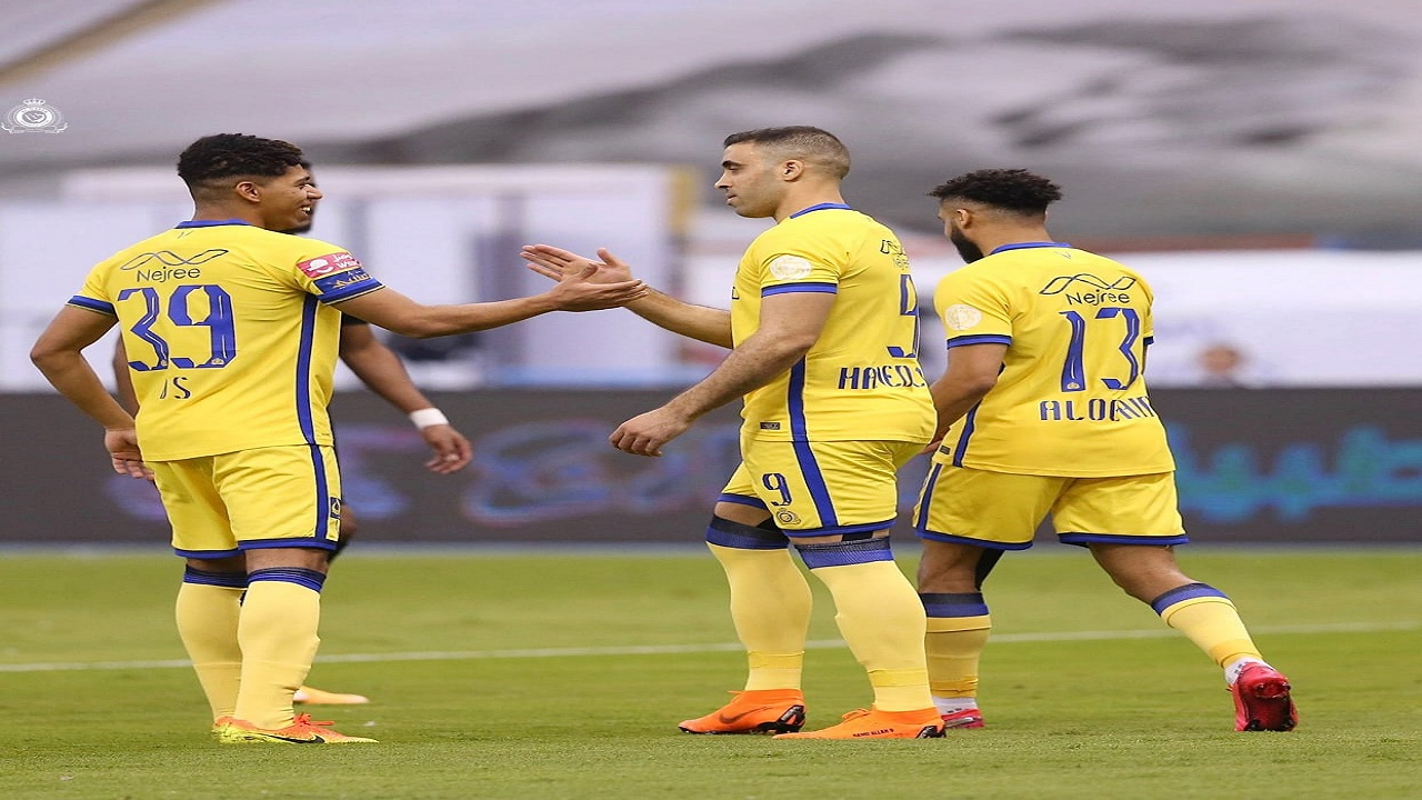 بالفيديو والصور.. النصر ينهي موسمه بالفوز على الاتفاق