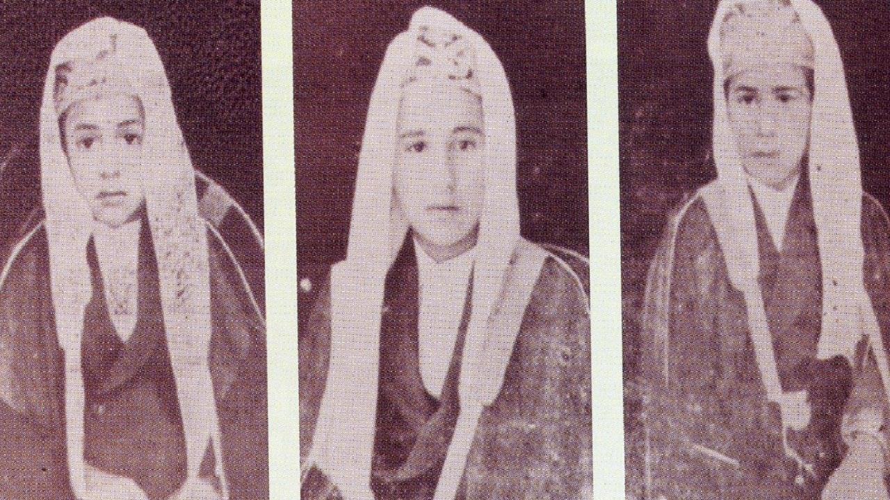 صور تاريخية نادرة لبعض أبناء الملك عبدالعزيز