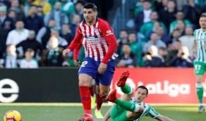 يوفنتوس يستعير لاعب أتلتيكو مدريد
