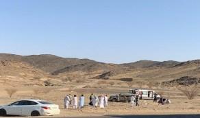 إصابات ووفيات إثر حادث تصادم على طريق بيشة