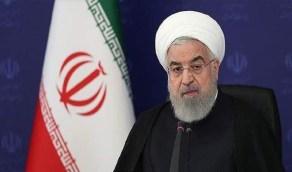 الرئيس الإيراني يعلن خسارة بلاده 150 مليار دولار بسبب العقوبات الأمريكية