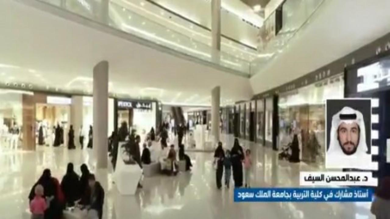بالفيديو.. السيف يوضح تأثير عقوبة التشهير على المتحرش