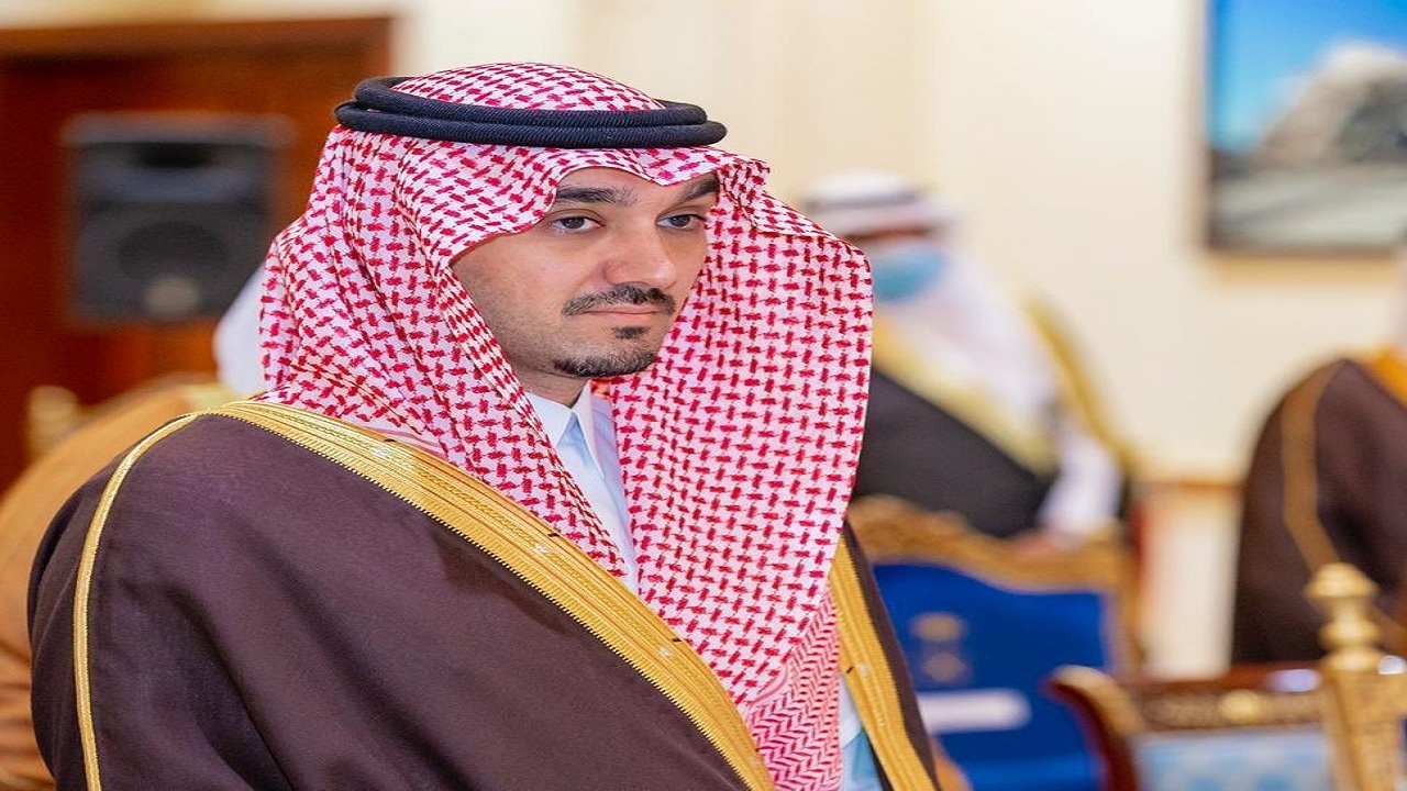 وزير الرياضة يوجه بإضافة ملعبين رديفين بمدينة الأمير سلطان بن عبدالعزيز