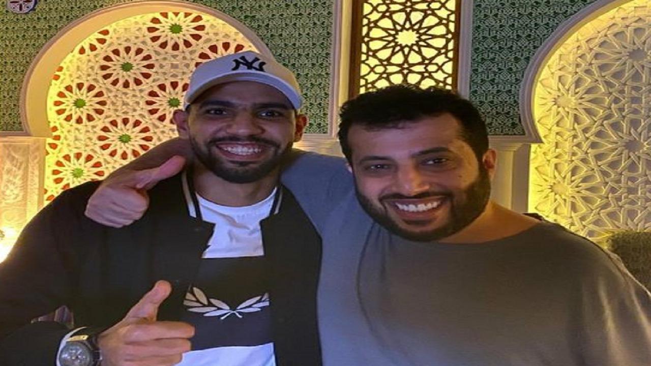 """تركي آل الشيخ يتبرع لعلاج مؤمن زكريا: """"لن أتأخر على أبناء النادي الذي أعشقه"""""""