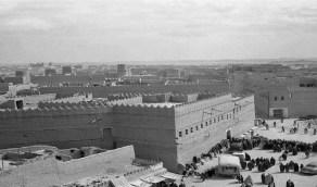 معالم تاريخية شاهدة على حضارة الرياض خلال زيارة صحفي أمريكي قبل 62 عام