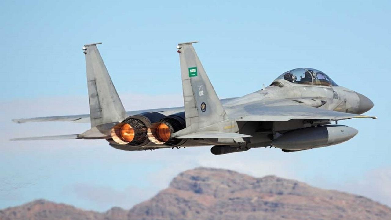 التحالف يدمر 4 طائرات مسيرة حوثية قبل انطلاقها