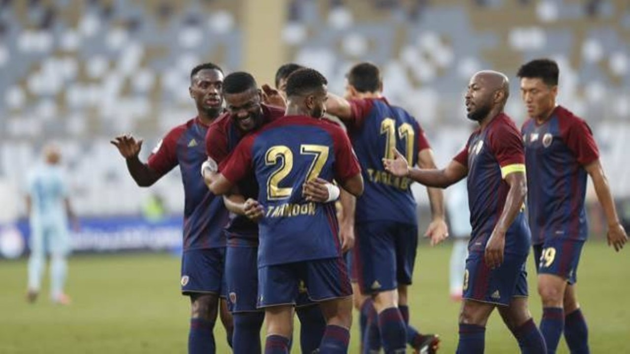 انسحاب نادي الوحدة الإماراتي من دوري أبطال آسيا